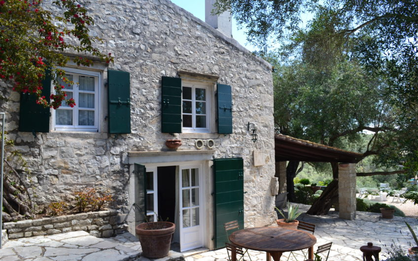 Makratika Estate, Paxos