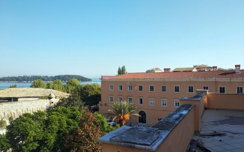 Vidos View Apartment, Corfu Town