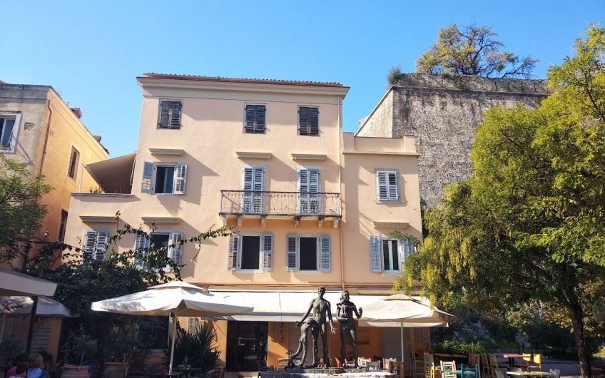 Sea view apartment for sale in Corfu Town