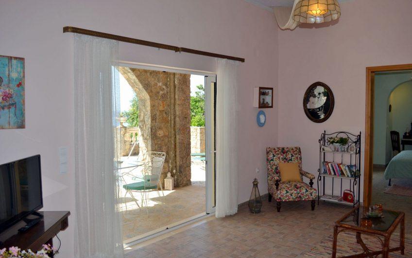 Villa Corfiatissa, Vigla