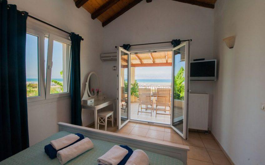 Kalamaki Beach Villa, Apraos